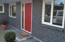Red TG Entrance Door Brieg 2